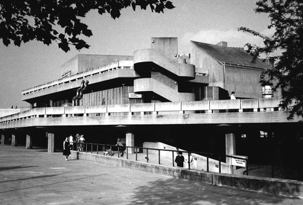 The South Bank complex in London