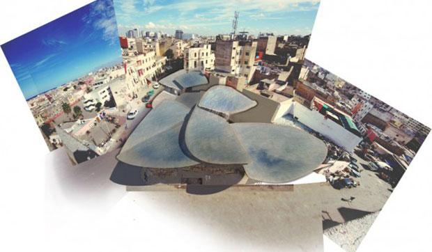 TomDavid's designs for Casablanca's market