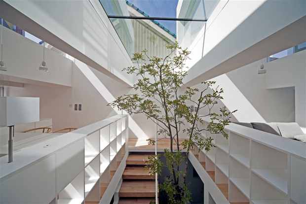 UID Architects' Machi House. Photos by Hiroshi Ueda.