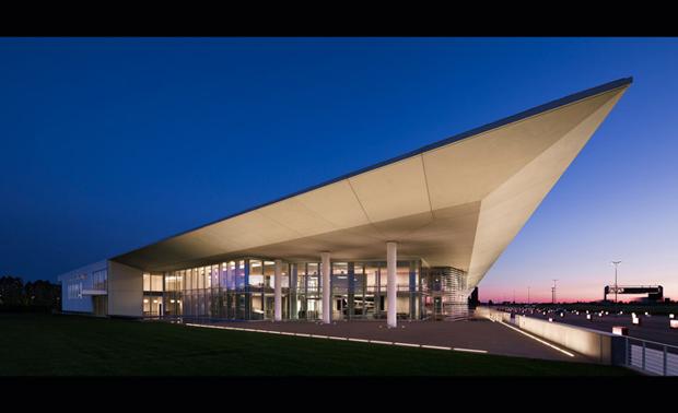 Italcementi I.Lab, Bergamo - Richard Meier
