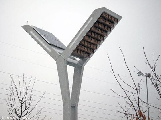 Swift Tower - Menthol Architects