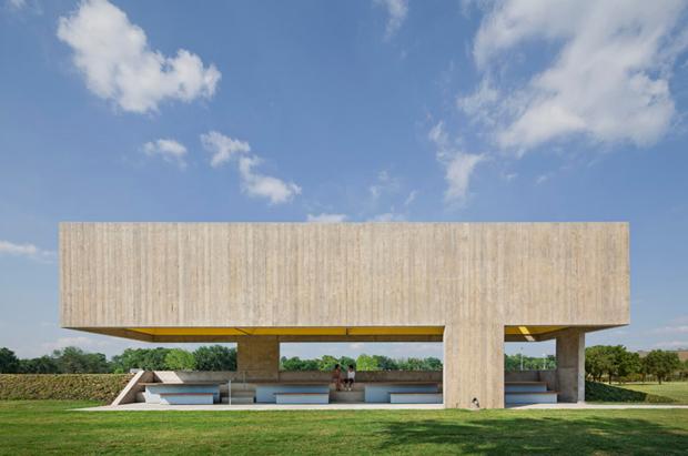 Webb Chapel Park Pavilion - Cooper Joseph Studio