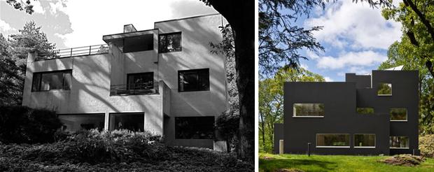 Williams-Levant House - Barry Byrne/ Mudagreen