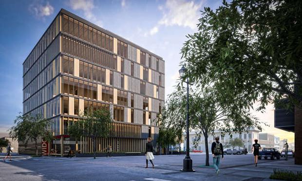 Wood Innovation Design Centre - Michael Green