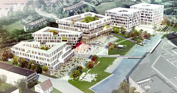 Microsoft HQ Copenhagen - Henning Larsen