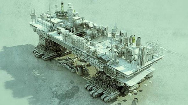 The Very Large Structure - Manuel Dominguez