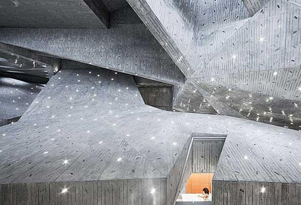 The Konan Ward Cultural Centre by Chiaki Arai