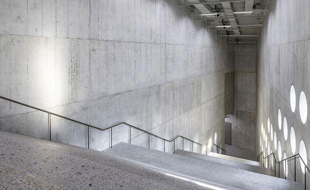 National Swiss Museum, Zurich - Christ & Gantebein