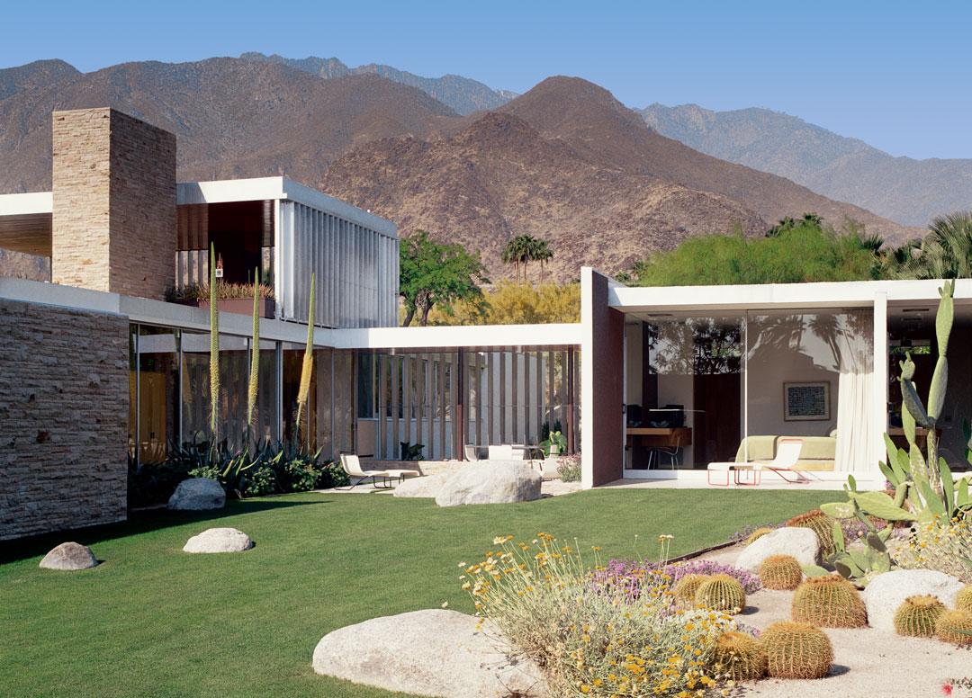 Kaufmann House, Richard Neutra, Palm Springs, California (US), 1947