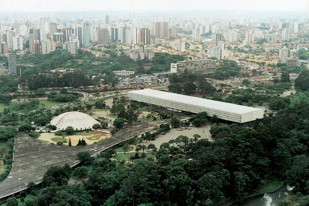 Museu de Arte Moderne, São Paulo, Brazil