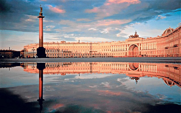The Hermitage, home to Manifesta 10