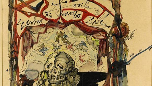 Salvador Dali's Cartel de Don Juan Tenorio - stolen from a New York gallery last summer