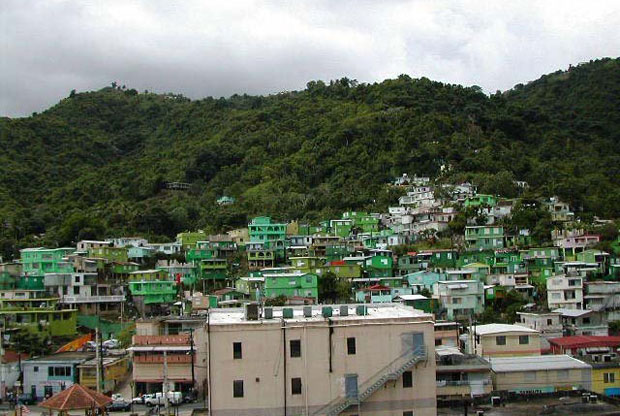 Chemi Rosado-Seijo, El Cerro Project, 2002-present, Naranjito, Puerto Rico, as featured in Phaidon's Art Cities of the Future: 21st-Century Avant-Gardes