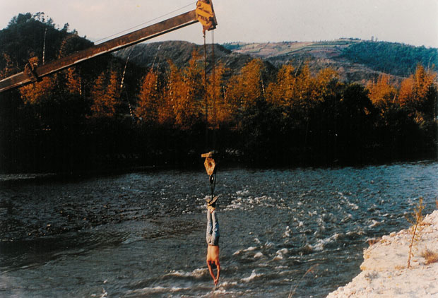 Dialogue with Water (1999) - He Yunchang