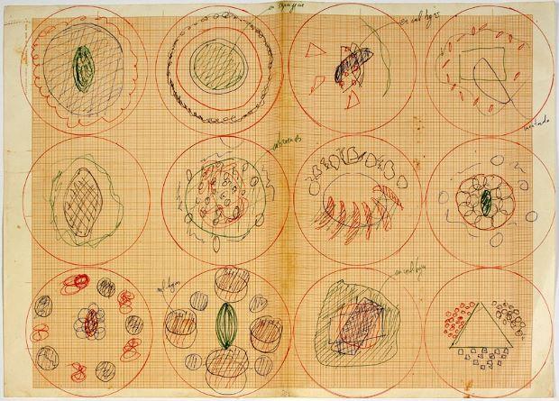 Illustration from Ferran Adrià: Notes on Creativity