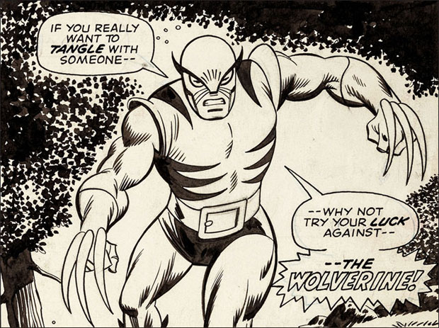 The Wolverine - Herb Trimpe