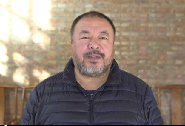 Ai Weiwei appealing to Chinese authorities to return his passport