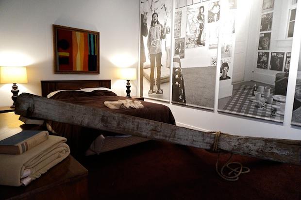 The Jesus Room, Al's Grand Hotel - Allen Ruppersberg