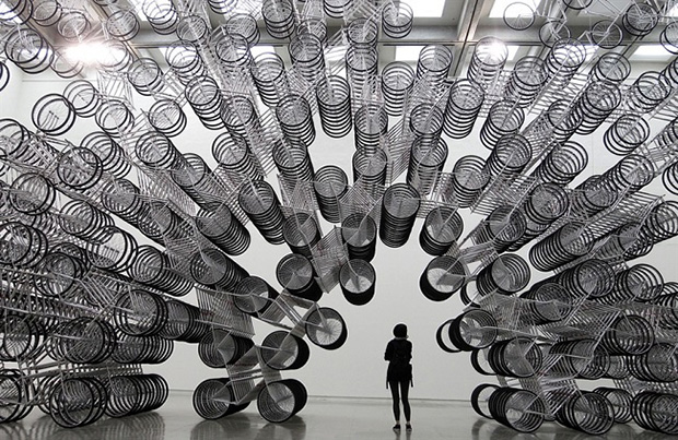 Forever (2013) by Ai Weiwei