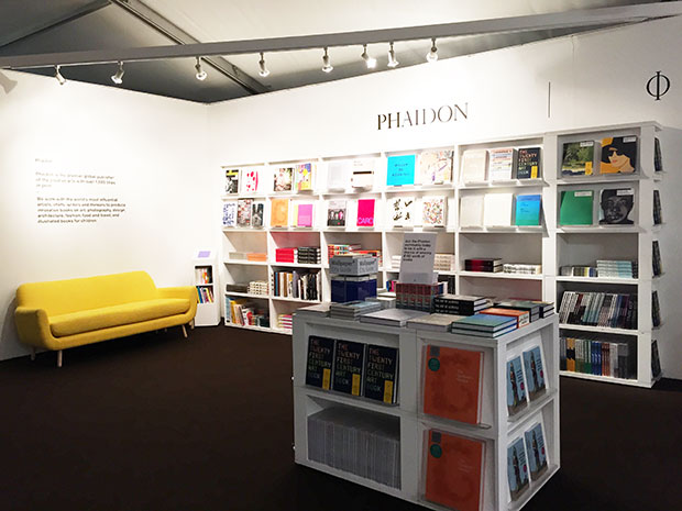 Our stand at The Affordable Art Fair, Hampstead, London
