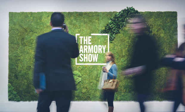 The Armory Show. Image courtesy of Roberto Chamorro for The Armory Show