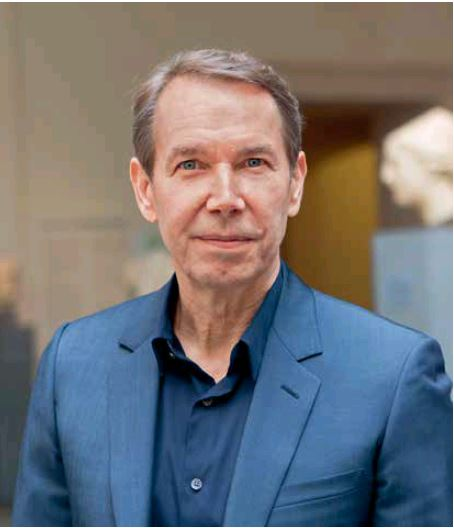 Jeff Koons photographed at The Met for our new book The Artist Project