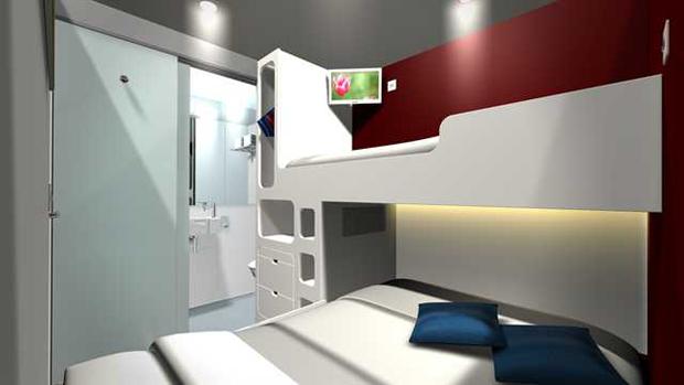 Snoozebox microhotel