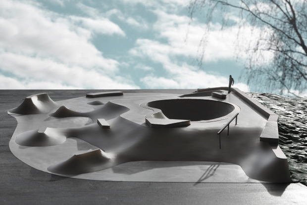 Skatepark - Janne Saario