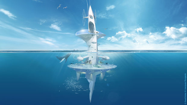 SeaOrbiter - Jacques Rougerie