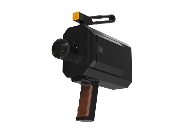 Kodak's new Super 8 camera designed by Yves Béhar