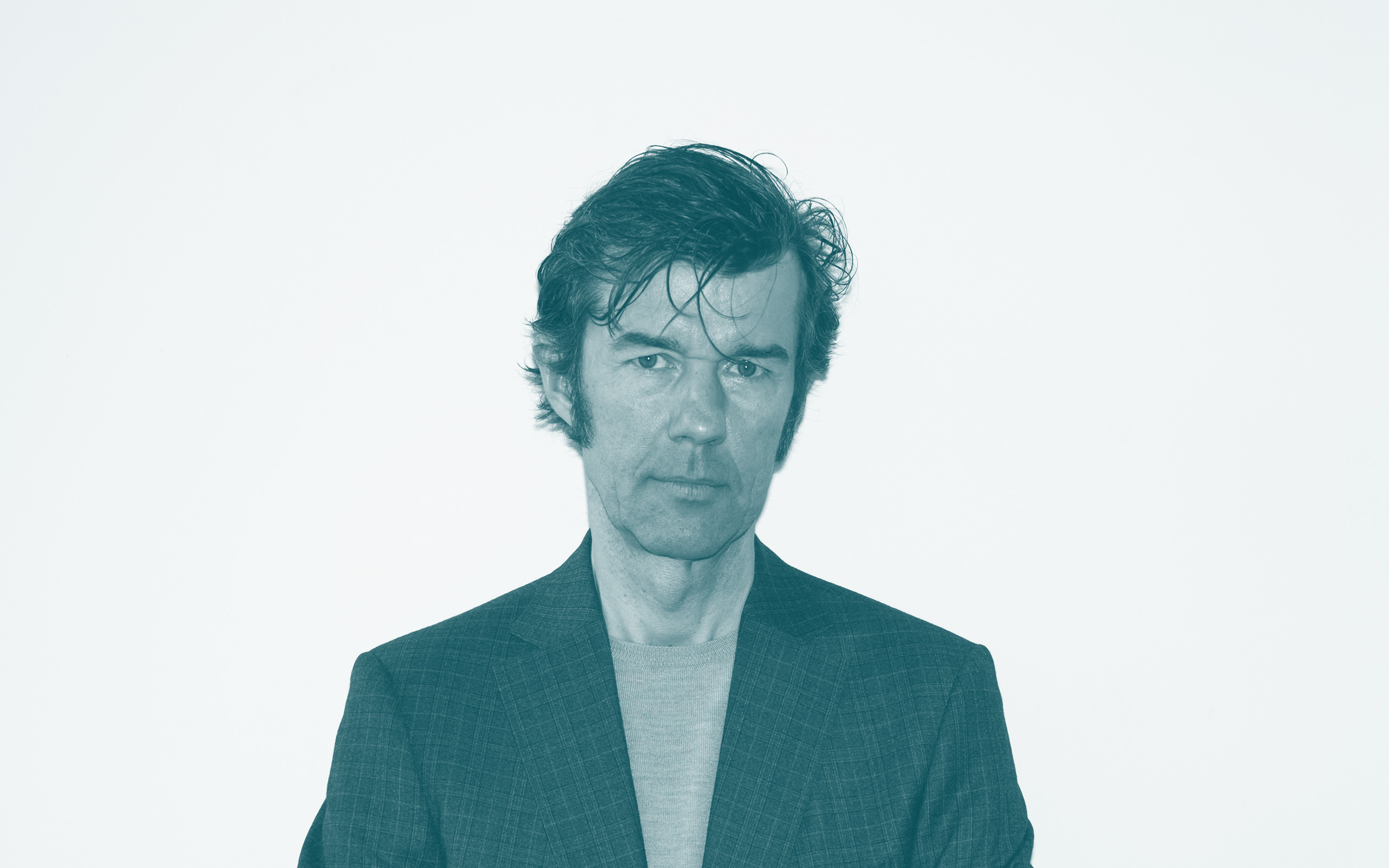 Designer, beauty advocate and Phaidon author, Stefan Sagmeister