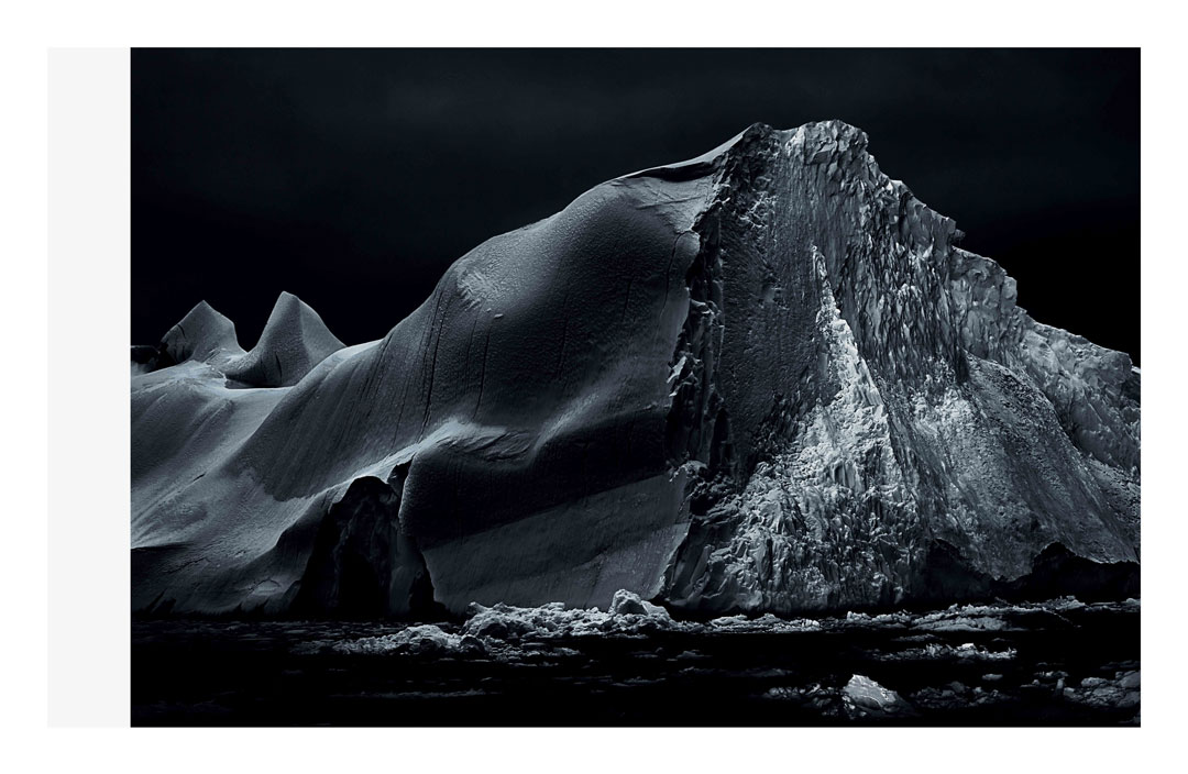 An image from Fabien Baron's Monuments series, 2014. All images reproduced in Fabien Baron: Works 1983-2019