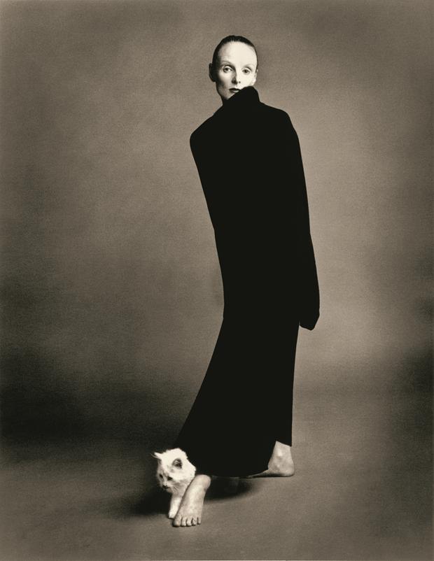 Steven Meisel: Grace Coddington, 1992. From Grace