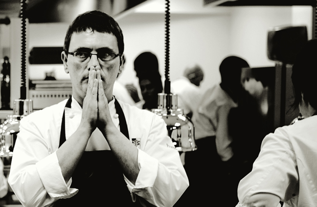 Andoni Luiz Aduriz, head chef of Mugaritz, will host a lunch Q&A in Chicago this Sunday