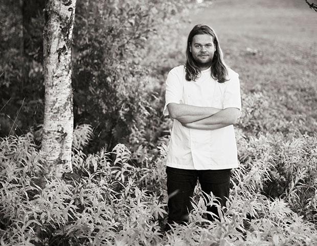 Magnus Nilsson photographed by Erik Olsson