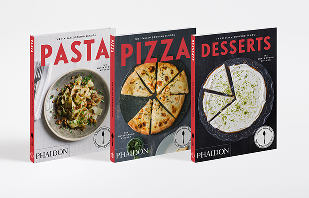 Our new editions to our Italian Cooking School range: Pasta, Pizza and Dessert