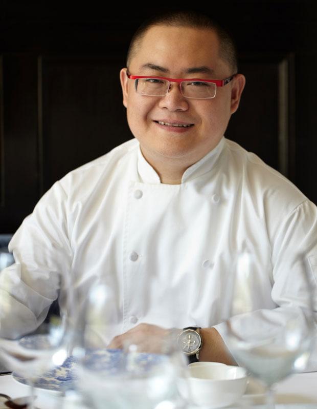 Tony Lu of Yong Yi Ting, Mandarin Oriental, Shanghai