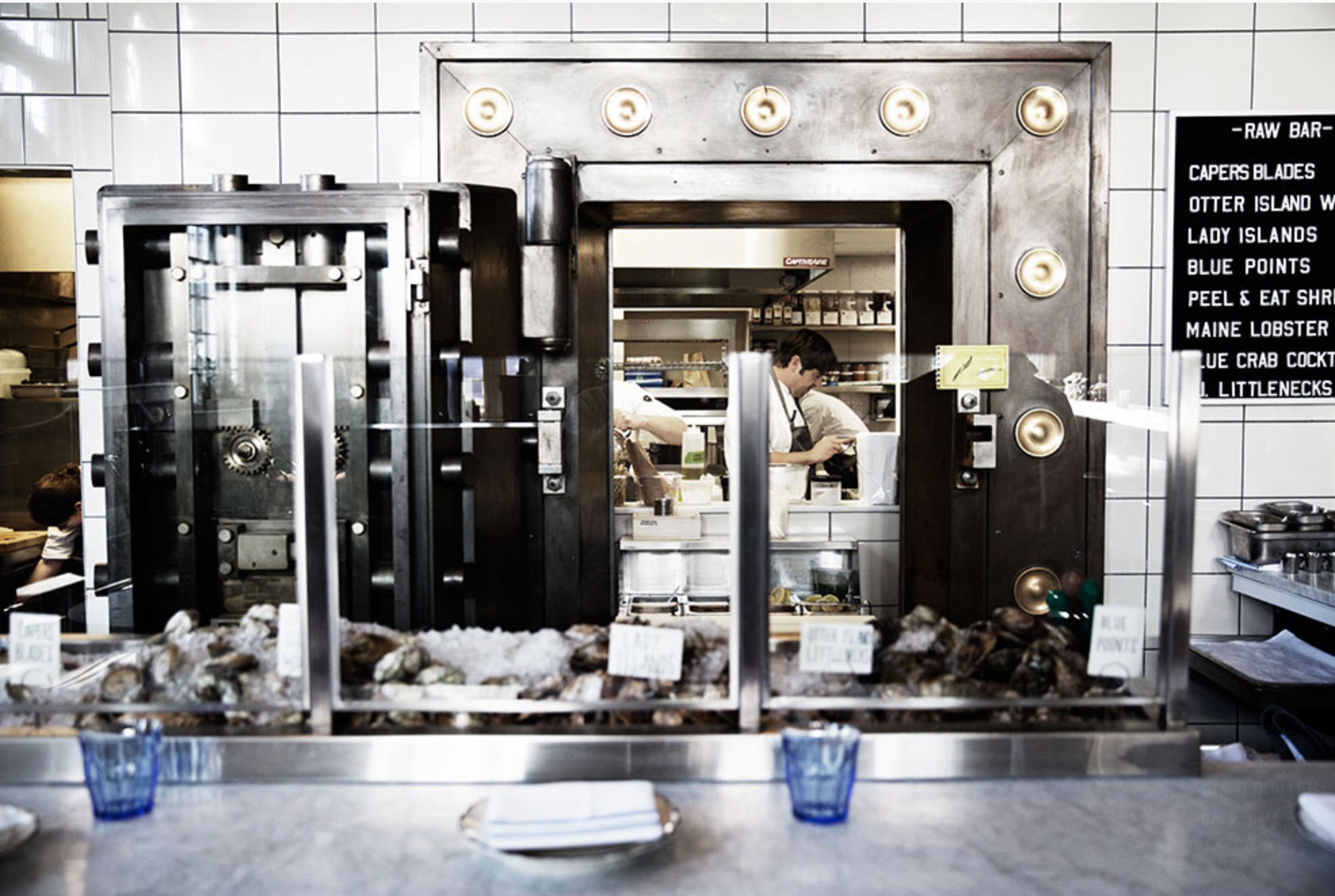 The Ordinary, Charleston - recommended in Where Chefs Eat