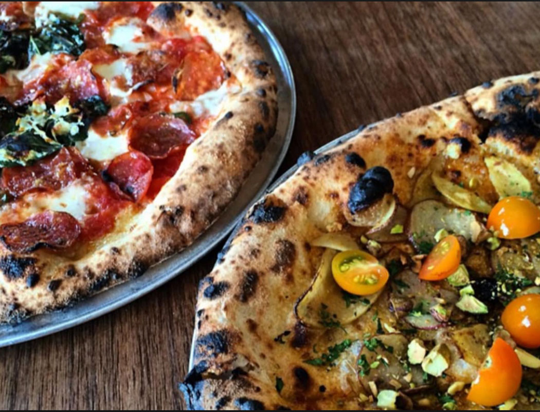 Pizza at Bufalina, Austin - recommended in Where Chefs Eat