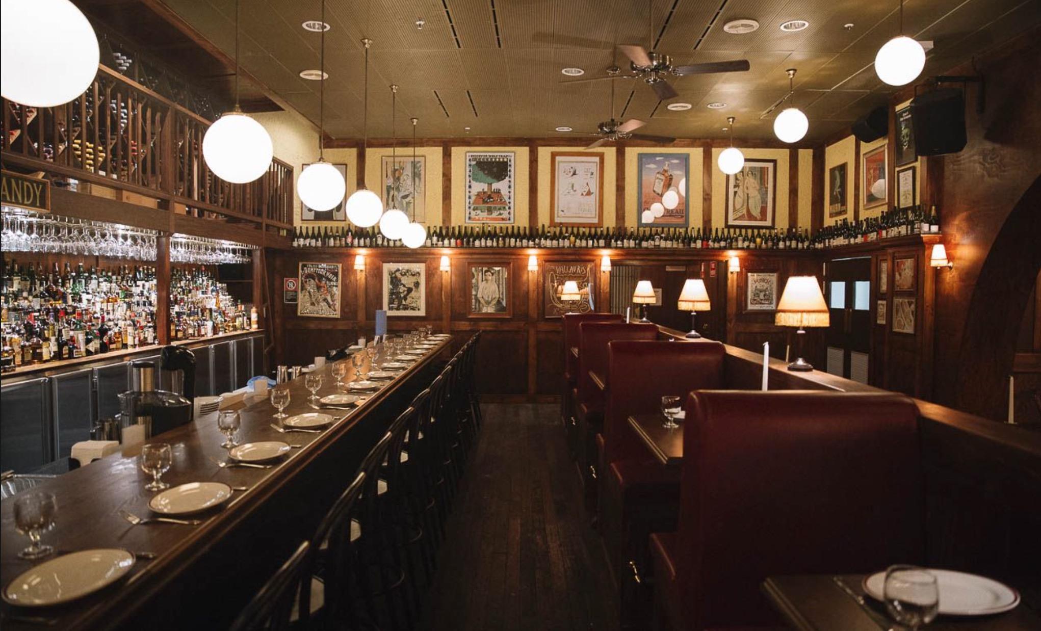 Restaurant Hubert, Sydney - recommended in Where Chefs Eat