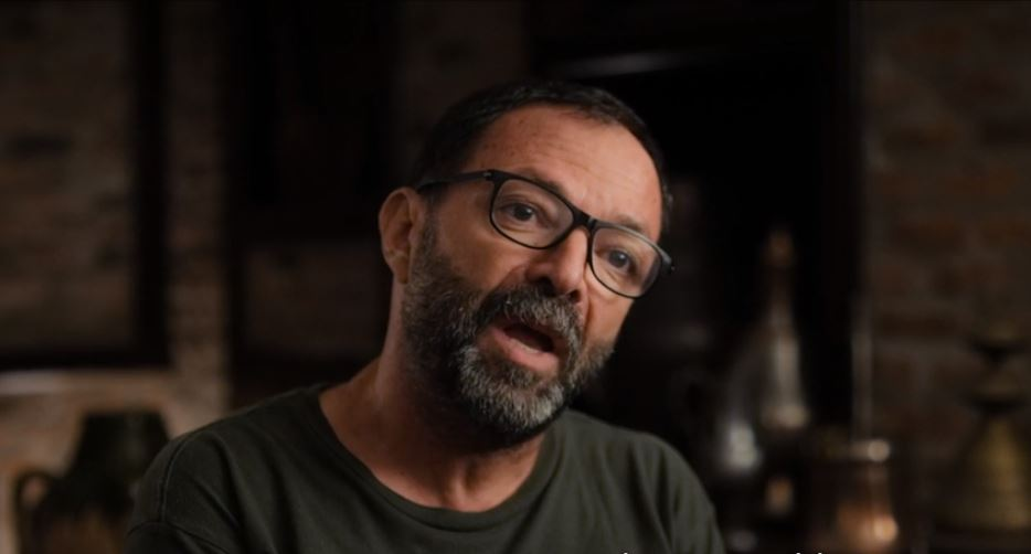 Musa Dağdeviren in Netflix's The Chef's Table