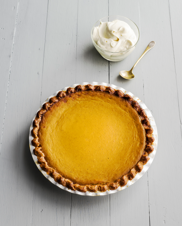 Pumpkin Pie, from Simple & Classic by Jane Hornby