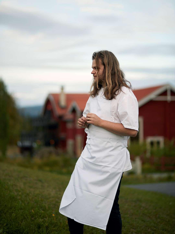 Magnus Nilsson. All photographs by Erik Olsson