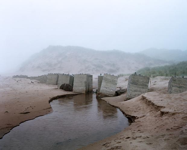 Newburgh, Aberdeenshire, Scotland, 2012, from The Last Stand by Marc Wilson