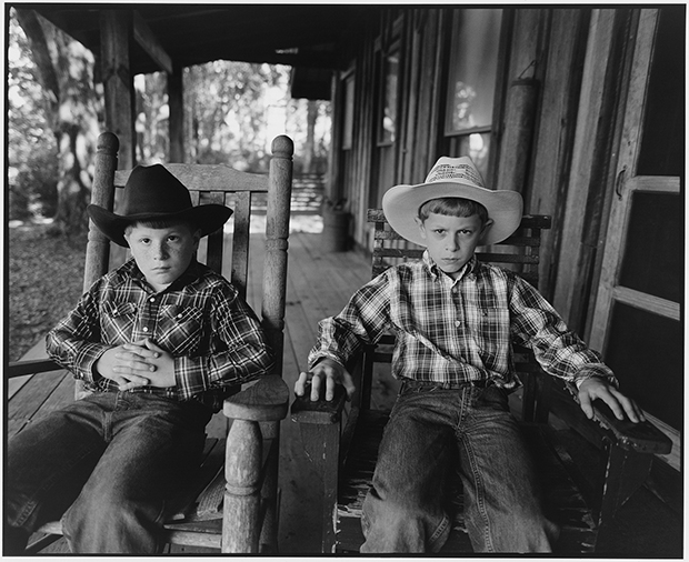 Sam and Ben Will by Mary Ellen Mark for CNN
