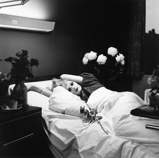 Candy Darling on her Deathbed, 1973 by Peter Hujar. © The Peter Hujar Archive LLC. Image courtesy of the Paul Kasmin Gallery