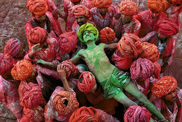Steve McCurry - Rajasthan 1996